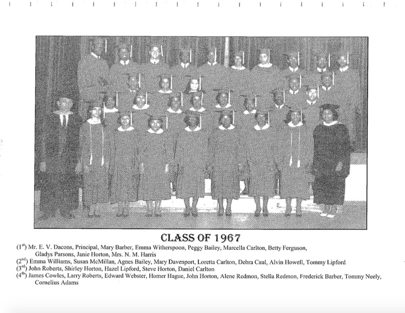 Lincoln Heights Class 1965-1968