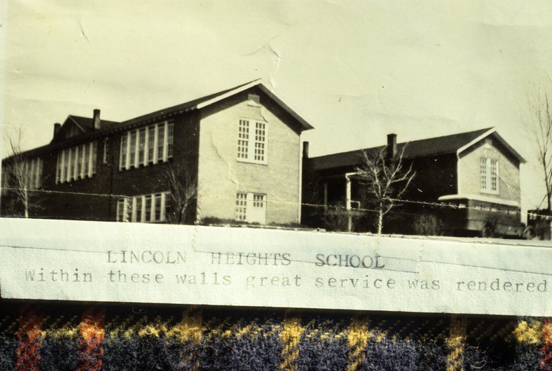 Lincoln Heights School, date unknown.